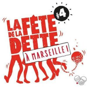 , Sur scène, Christophe Alévêque et Thomas Piketti fêtent la Detteavec humour