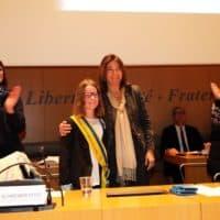 Le conseil départemental s'ouvre aux jeunes collégiens de Provence