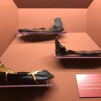 Les chaussures de Césaire