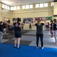Session boxe à Frais Vallon