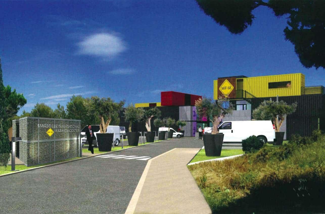 le plus grand centre textile d europe du sud s installe. Black Bedroom Furniture Sets. Home Design Ideas