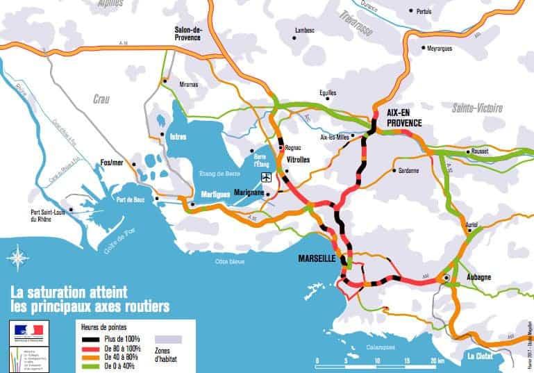 embouteillage-bouchon-autoroute-aix-aubagne