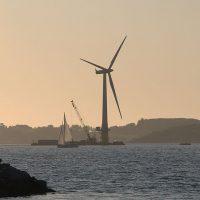 L'avenir mondial de l'éolien flottant se pilote en Provence