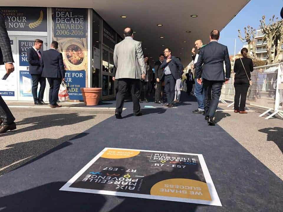 Mipim la m tropole se rend au plus grand salon mondial for Salon de l immobilier marseille