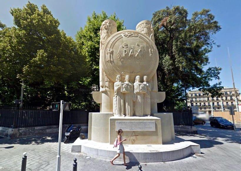 , Connaissez-vous le monument au Roi Alexandre 1er et Louis Barthou, rue de Rome ?, Made in Marseille, Made in Marseille