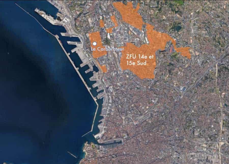 , Le Carburateur – Nouvel accélérateur à start-up dans les quartiers Nord, Made in Marseille, Made in Marseille