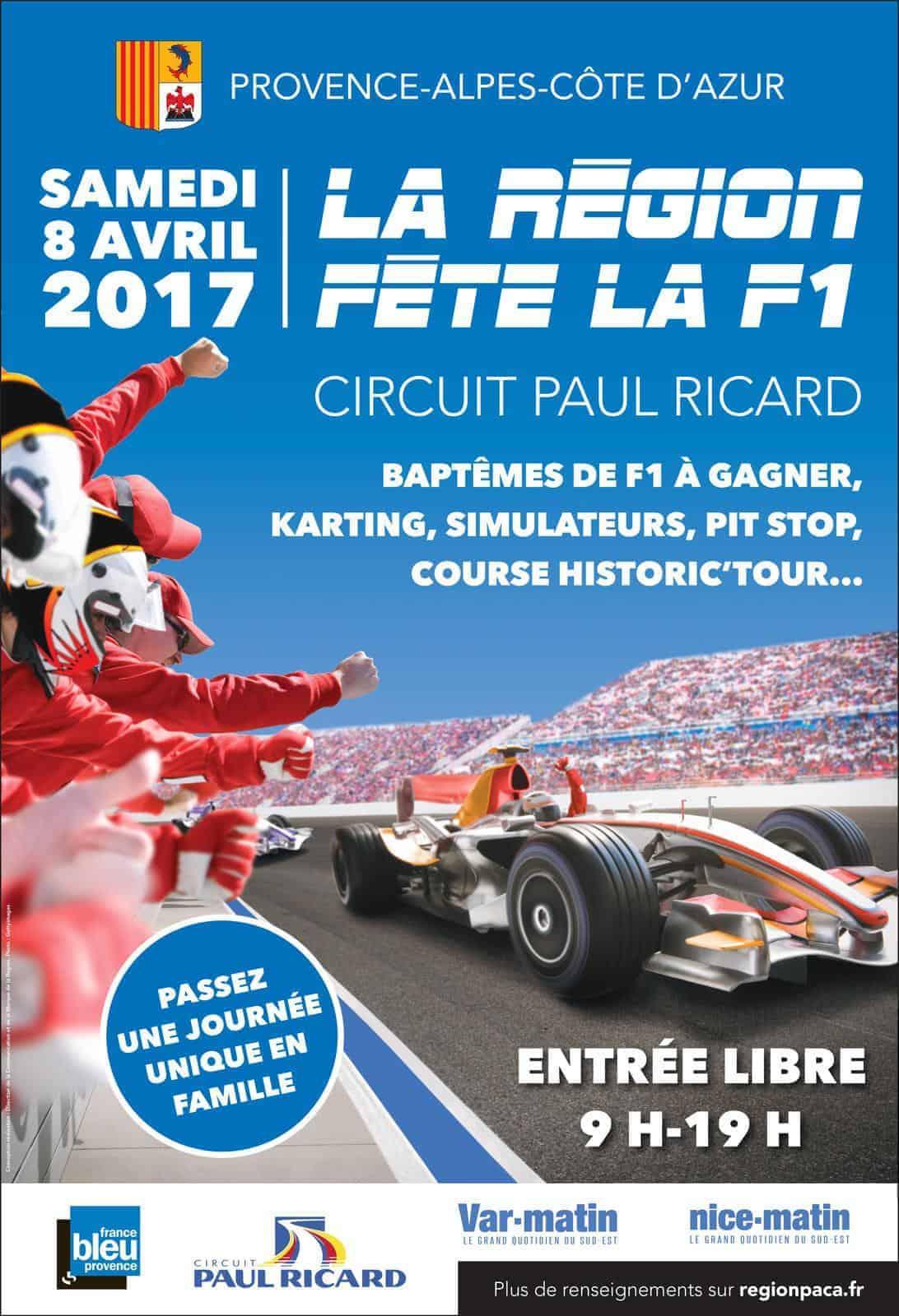 affiche-fomrule1-circuit-castellet