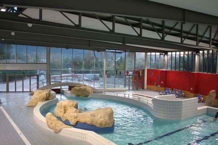 La piscine d euromediterran e a trouv son terrain pas au for Piscine de gemenos