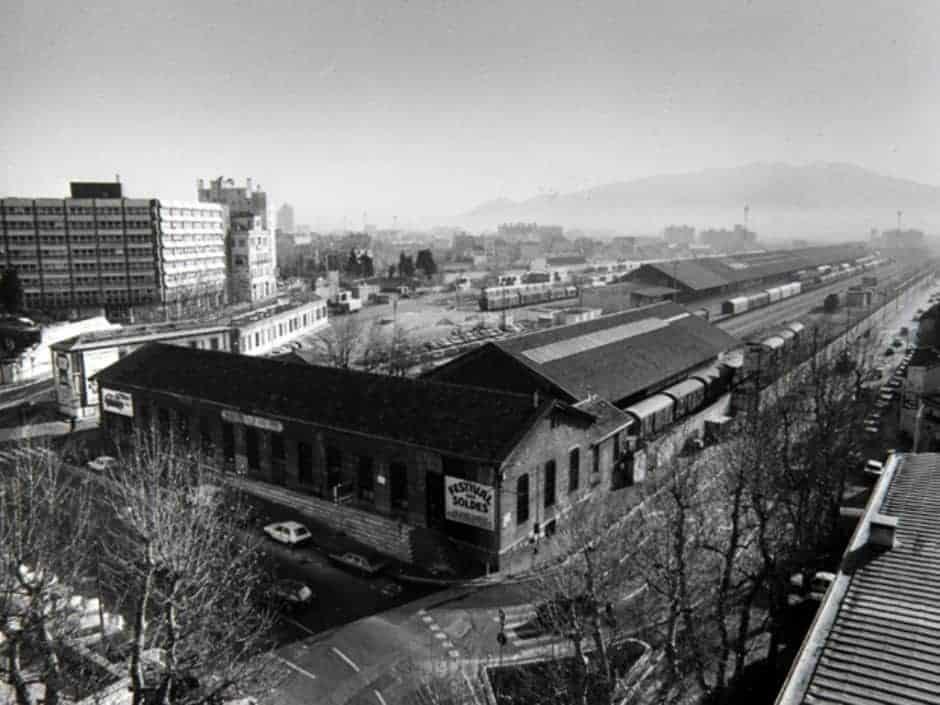 La gare du Prado © DR