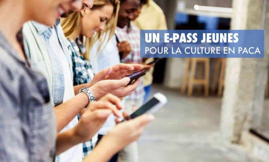, La région PACA lance son e-Pass Jeunes, le Pass Culture connecté, Made in Marseille, Made in Marseille
