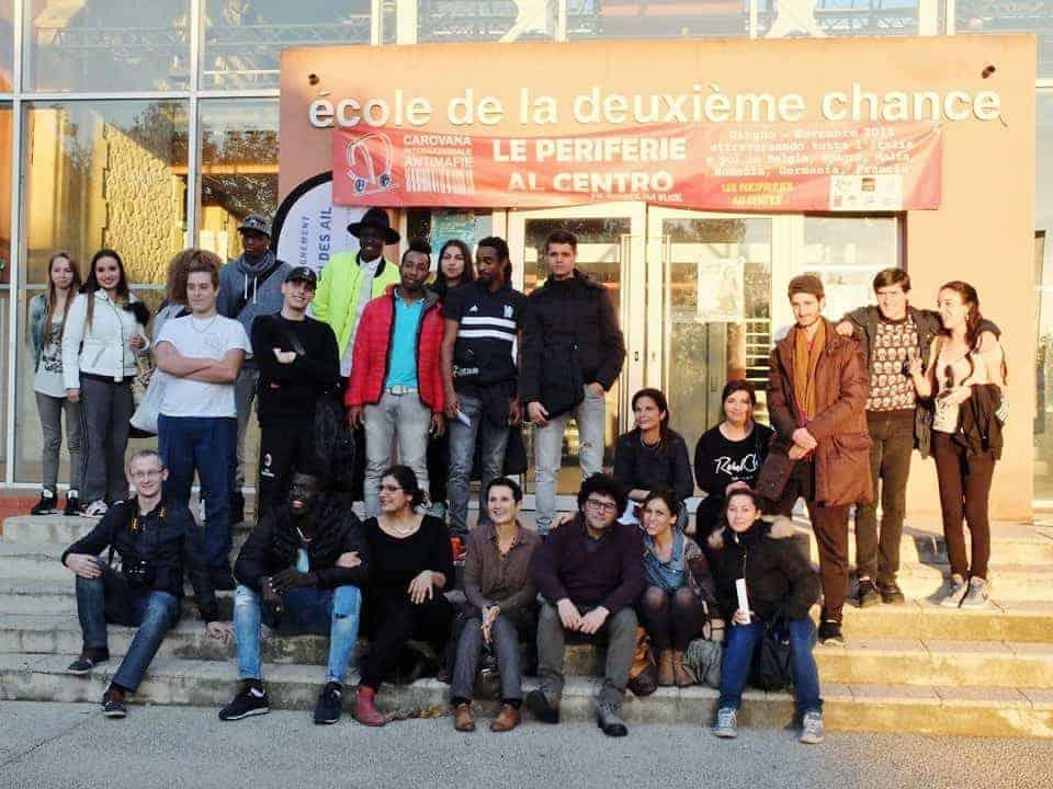 , Une nouvelle École de la Deuxième Chance à Marseille en 2019