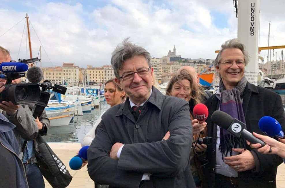 , Jean-Luc Mélenchon élu député du centre-ville de Marseille, Made in Marseille