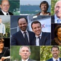 Découvrez les nouveaux ministres d'Emmanuel Macron
