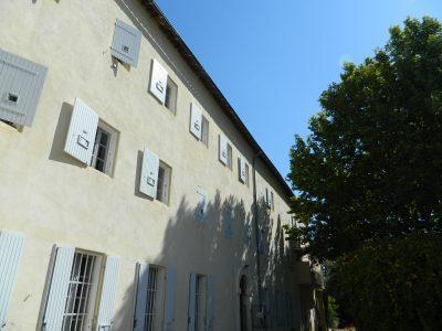 , L'ancien couvent Levat à la Belle de Mai, transformé en pépinière d'artistes
