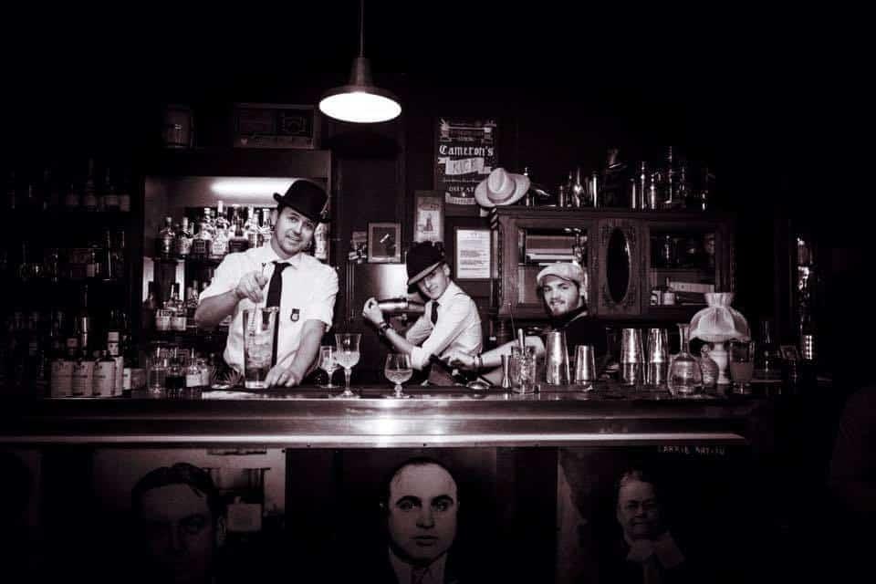 , Le bar à cocktail clandestin Carry Nation, reprend les codes de la prohibition, Made in Marseille