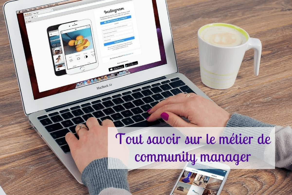 Fiche Metier Community Manager Animateur 2 0 Made In Marseille