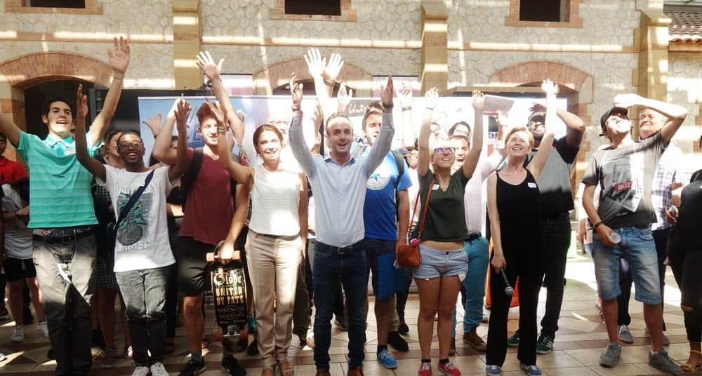 , La Grande Équipe de Franceveut développer les actions en faveur des jeunes
