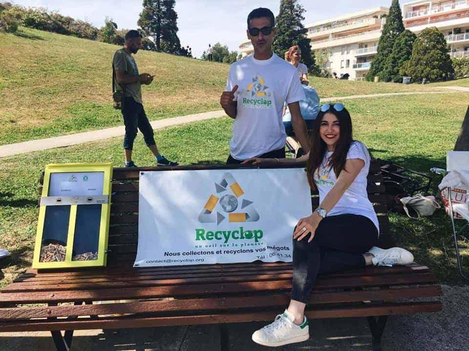 , Recyclop : l'asso qui ramasse et redonne vie aux mégots de cigarettes, Made in Marseille, Made in Marseille