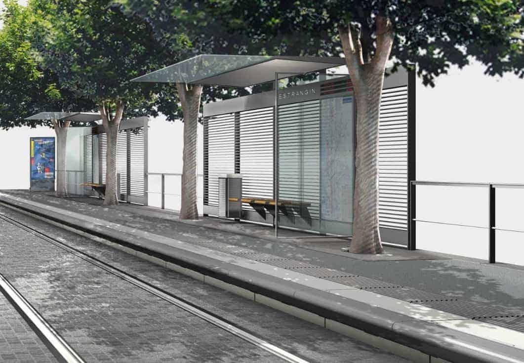 marseille une nouvelle ligne de tramway vers la place du 4 septembre made in marseille. Black Bedroom Furniture Sets. Home Design Ideas