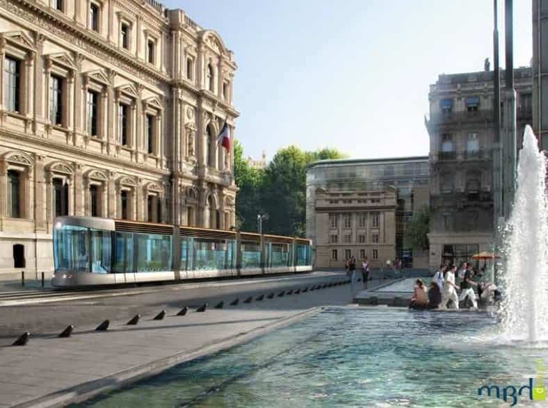 , A Marseille, le tramway de la rue de Rome aux Catalans ouvrira en 2025, Made in Marseille, Made in Marseille