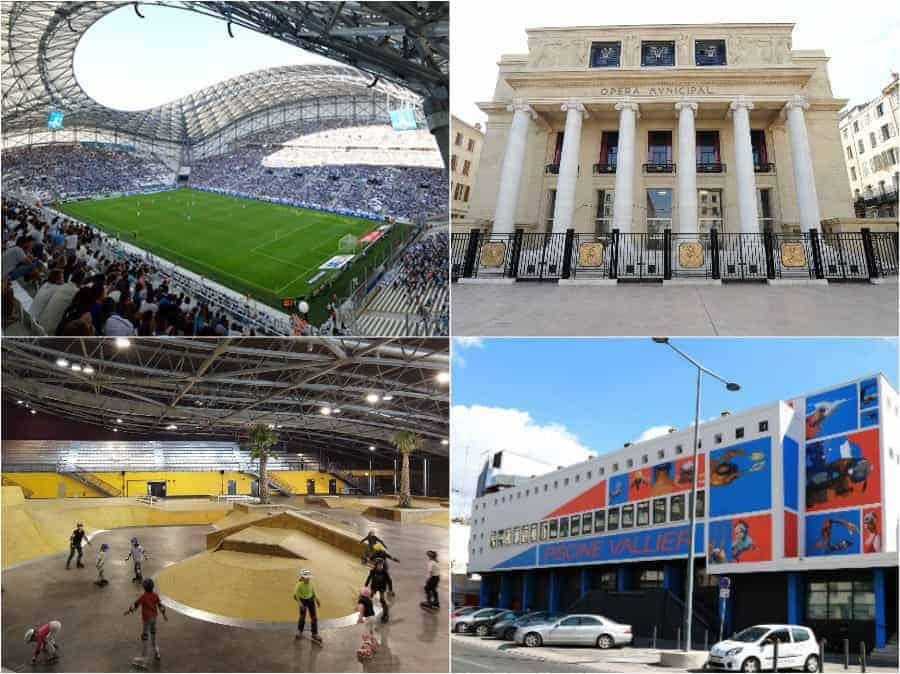 , Marseille va donner à la Métropole : Vélodrome, Opéra, piscines, bibliothèques…