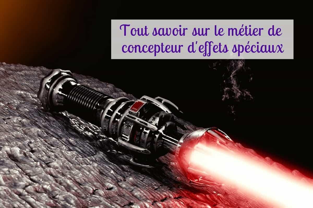 , Fiche métier – Concepteur/conceptrice d'effets spéciaux, créateur d'imaginaire, Made in Marseille, Made in Marseille