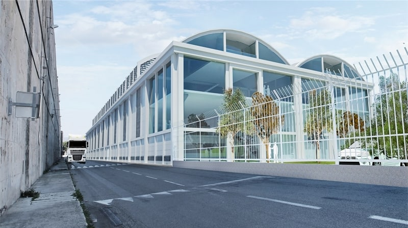 , MRS2 – Interxion inaugure son deuxième data center à Marseille, Made in Marseille