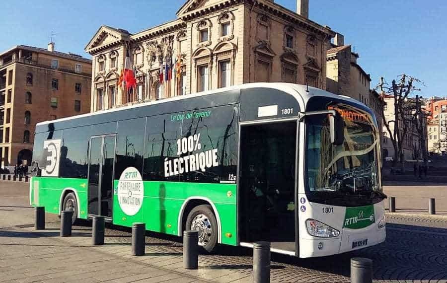 , La RTM va tester 15 nouveaux bus 100% électrique à Marseille, Made in Marseille, Made in Marseille