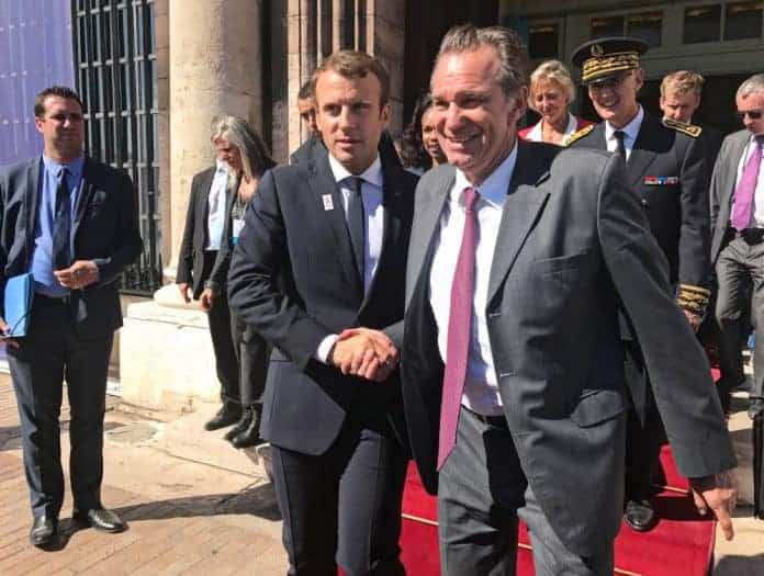 Hervé Morin élu à la tête des Régions de France