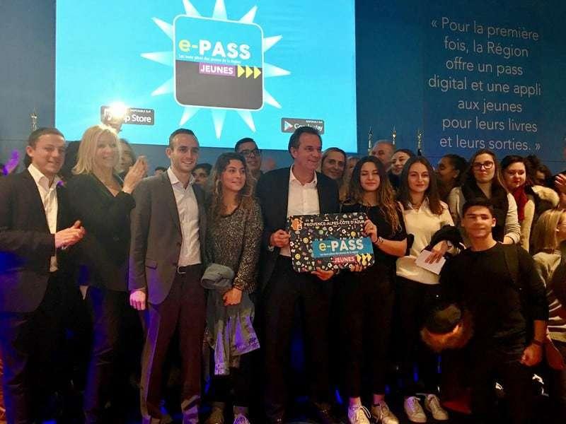 , La région PACA lance son e-Pass Jeunes, le Pass Culture connecté