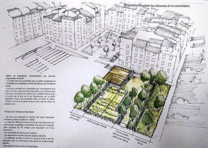 , Un nouveau jardin partagé bientôt en chantier au coeur du Panier
