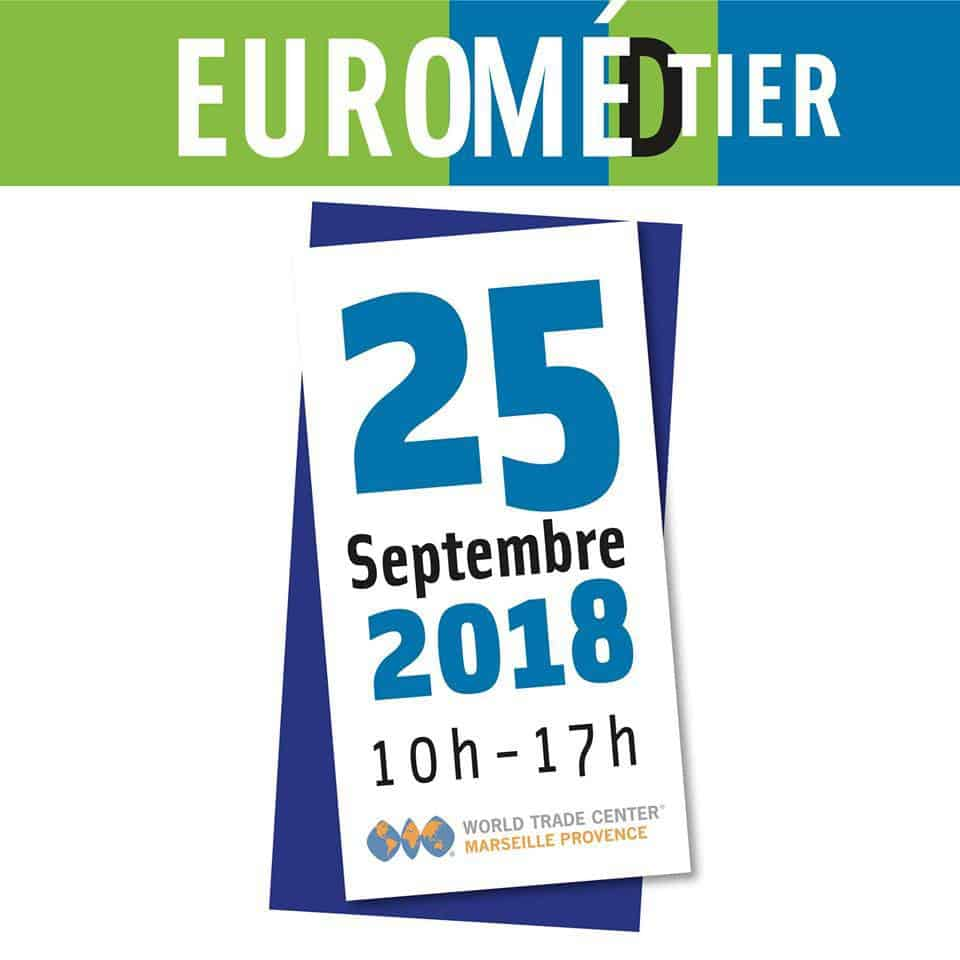 pour sa 11e  u00e9dition  le salon eurom u00e9d u2019tier propose plus de