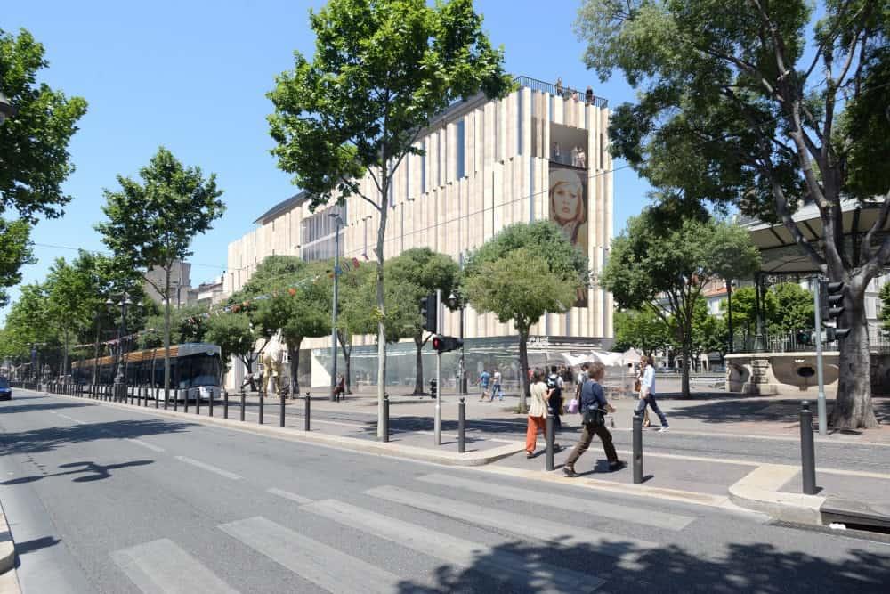 , Reprise du chantier pour le cinéma Artplexe Canebière avec son restaurant en rooftop, Made in Marseille