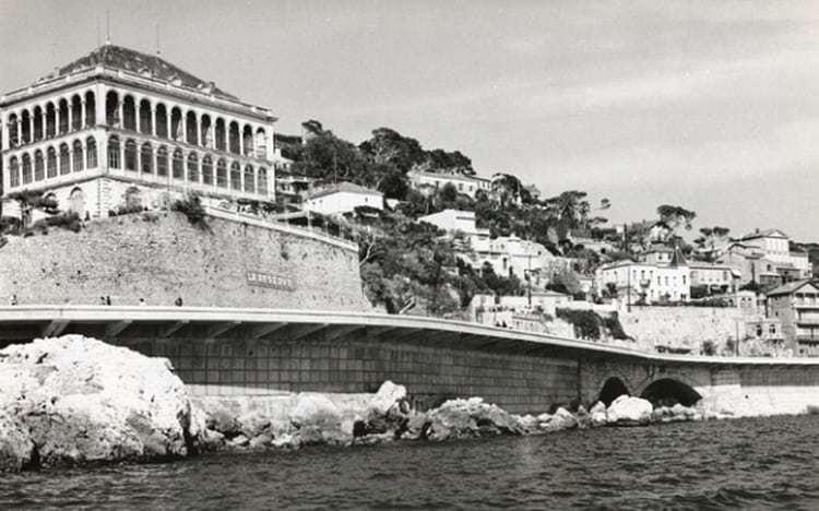 , L'histoire de la Réserve, ancien restaurant palace luxueux de la Corniche, Made in Marseille
