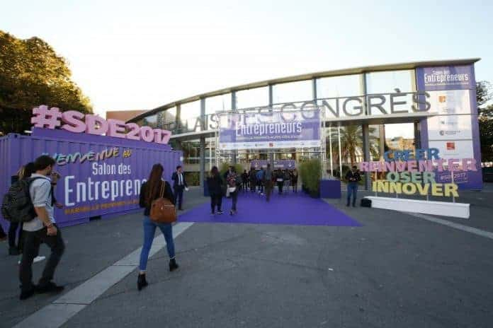 Revivez le salon des entrepreneurs 2017 de marseille en for Salon marseille parc chanot