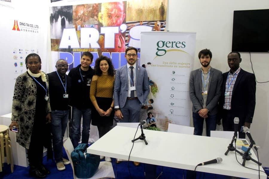 , Immersion avec l'association marseillaise Geres au cœur des négociations sur le climat#Cop23