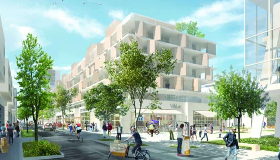 , Les Fabriques – Le futur écoquartier d'Euroméditerranée 2 se dessine, Made in Marseille, Made in Marseille