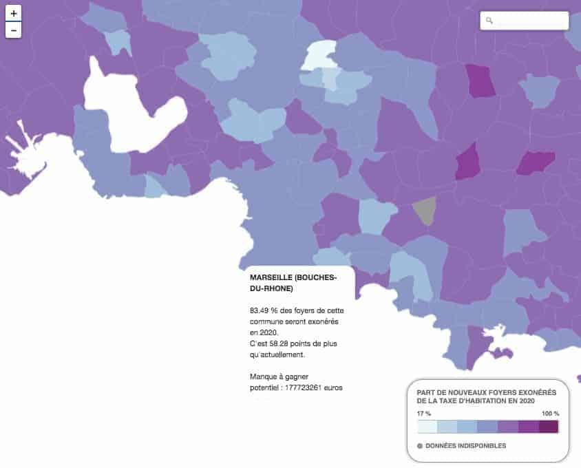 Suppression De La Taxe D Habitation Quelle Situation Pour Marseille