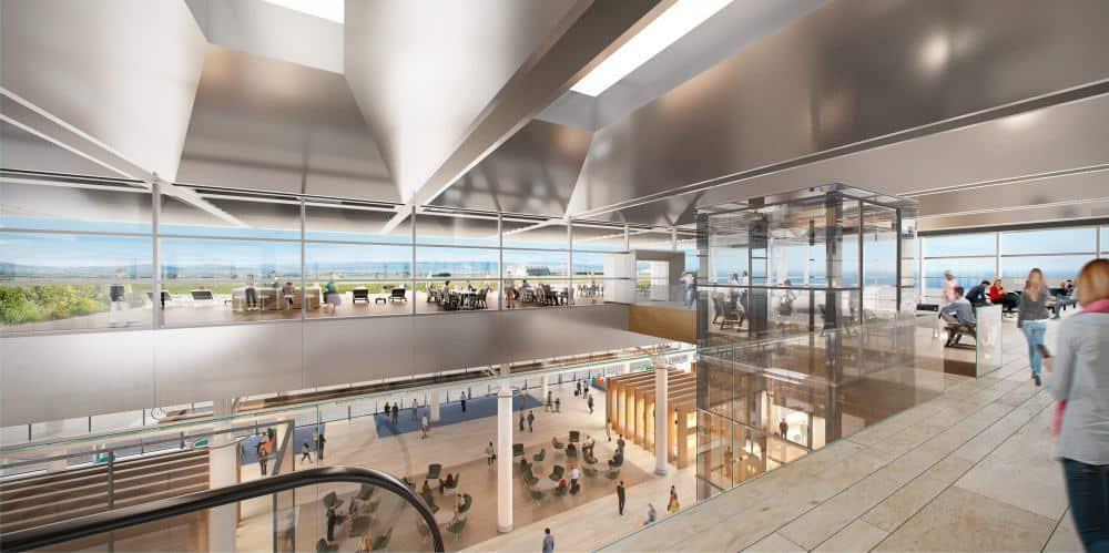, Le nouveau hall de l'aéroport ouvrira aux passagers en septembre 2023, Made in Marseille, Made in Marseille
