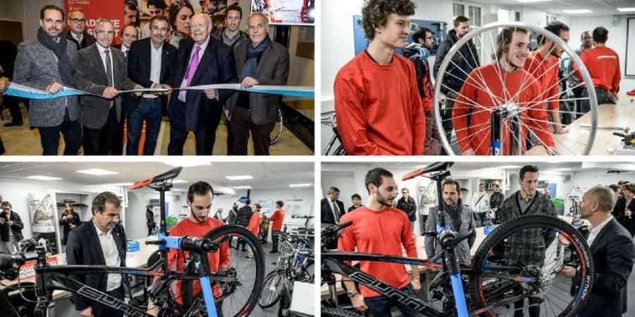 , Une Académie du Sport ouvre à Marseille pour former les futurs talents, Made in Marseille