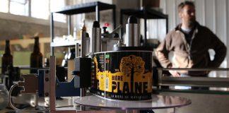 bière de la plaine, brasserie de Saint-Menet.