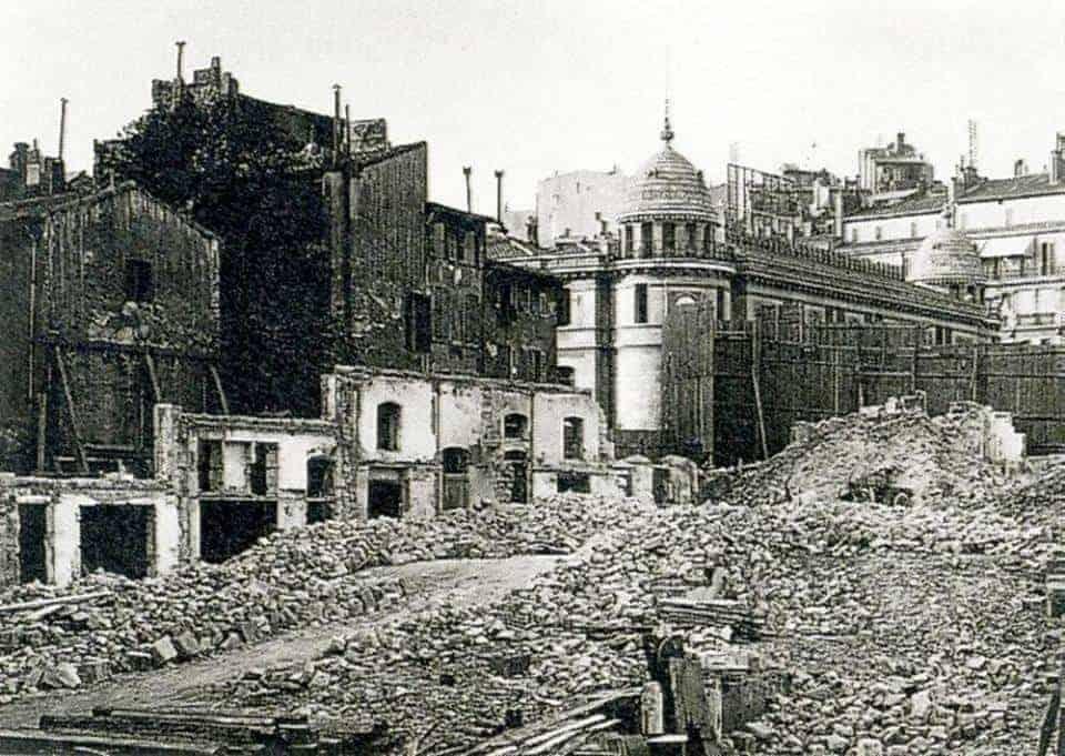 , L'histoire de la découverte des vestiges grecs de Marseille en 1967