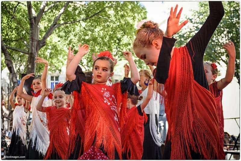 , Des stages pour apprendre le flamenco avec les plus grands danseurs internationaux
