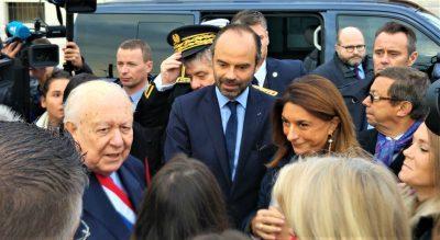, Logement, sécurité, avenir de la métropole… La tournée d'Edouard Philippe à Marseille