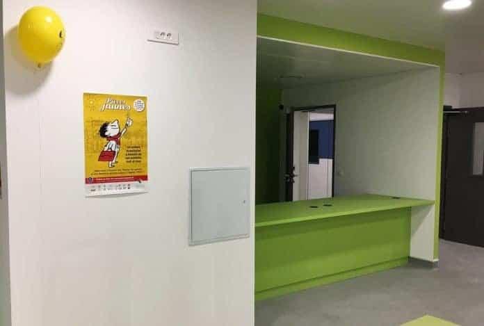 Rénovation des urgences pédiatriques de la Timone