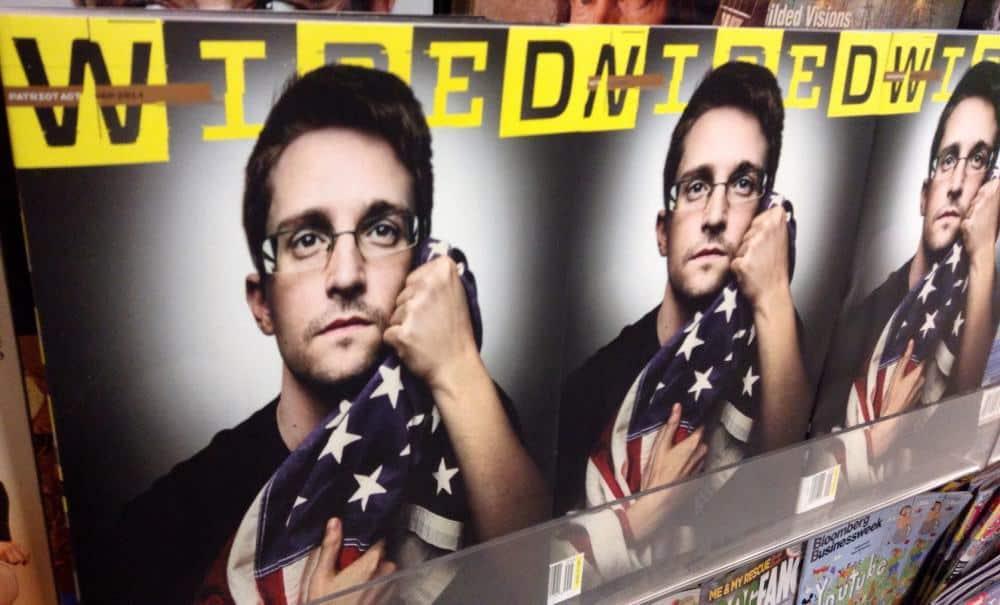 Edward Snowden lanceur d'alerte