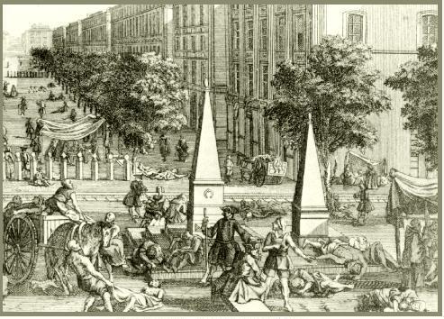 , L'histoire de la peste de 1720 qui a décimé la moitié de la population marseillaise, Made in Marseille