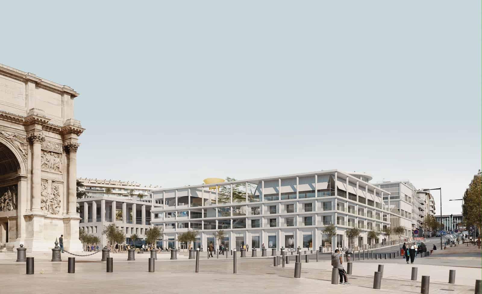 Concours Ecole Ville De Marseille