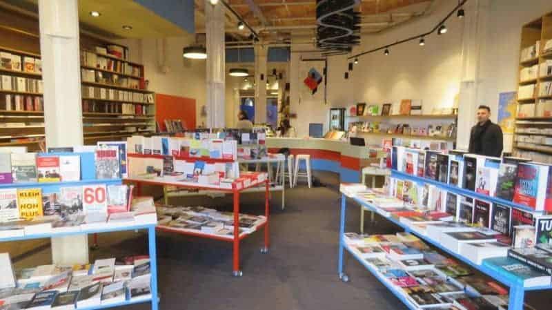 librairie, salon de thé, Docks, Joliette
