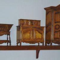 le grand saint antoine qui a amen la peste marseille en 1720 entre au mus e d 39 histoire. Black Bedroom Furniture Sets. Home Design Ideas